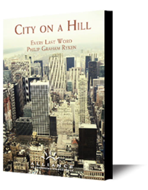 City on a Hill (mp3 Disc)(Ryken)
