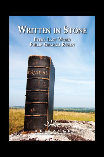 Written In Stone (mp3 Disc)