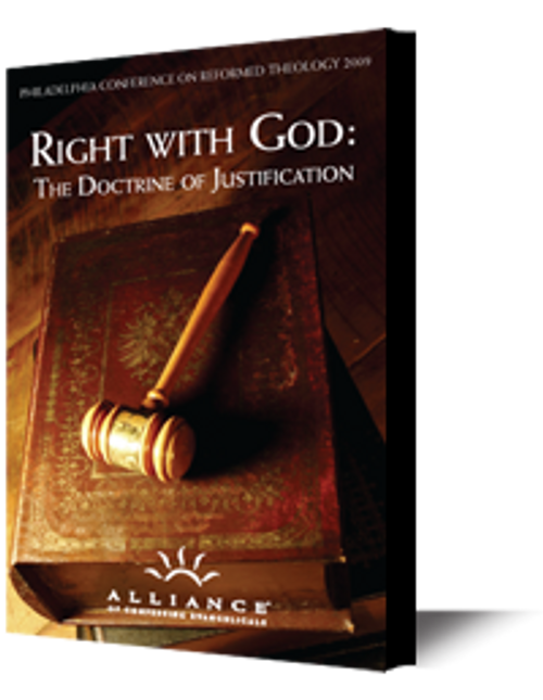 Right with God: The Doctrine of Justification (mp3 Disc)