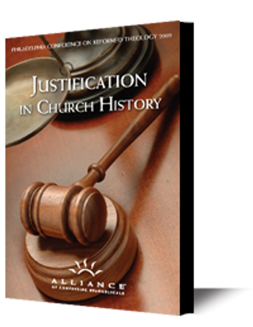 Justification in Church History (mp3 Disc)