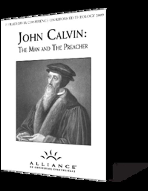 John Calvin: The Man and the Preacher (mp3 Disc)
