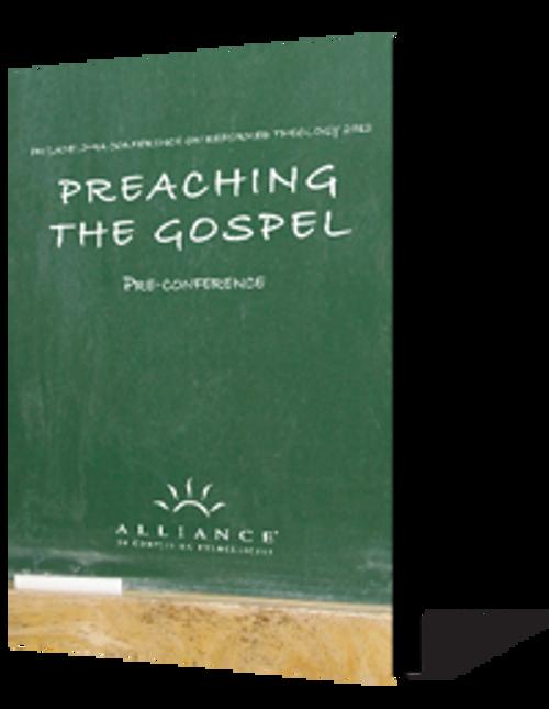 Preaching the Gospel PCRT 2012 Pre-Conference (mp3 Disc)