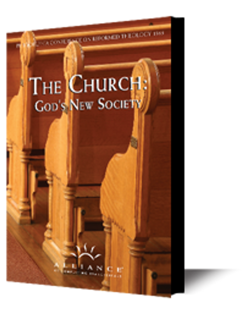 The Church: God's New Society PCRT 1985 (mp3 Disc)