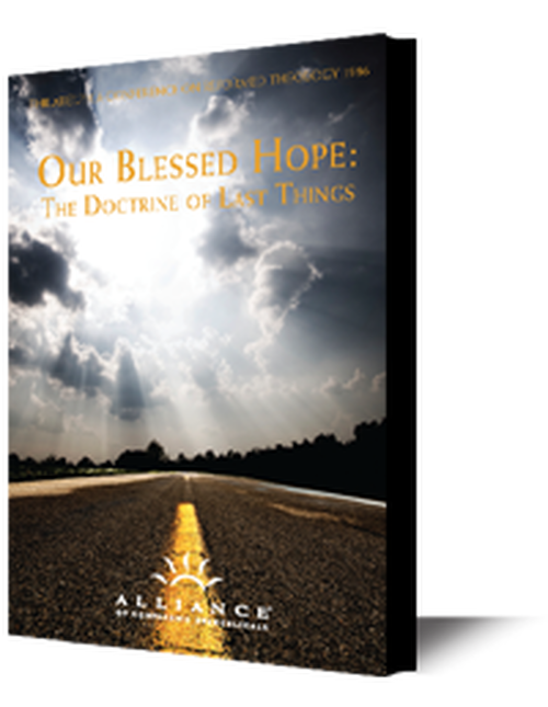 Our Blessed Hope: The Doctrine of Last Things PCRT 1986 (mp3 Disc)