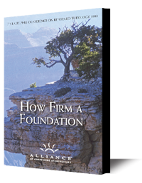 How Firm a Foundation PCRT 1988 (mp3 Disc)