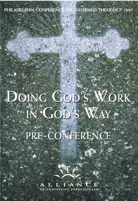 Doing God's Work in God's Way PCRT 1997 Pre-Conference (mp3 Disc)