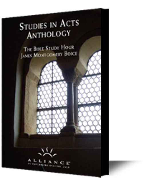 Studies in Acts Anthology (mp3 Disc Set)