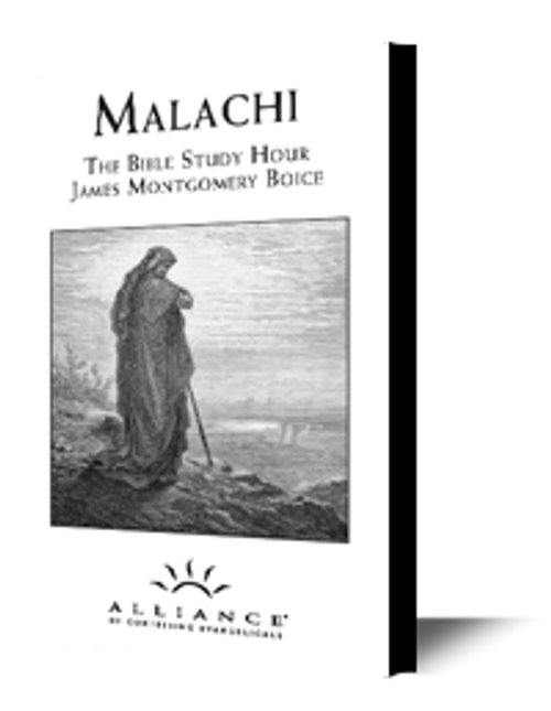 Malachi (mp3 Disc)