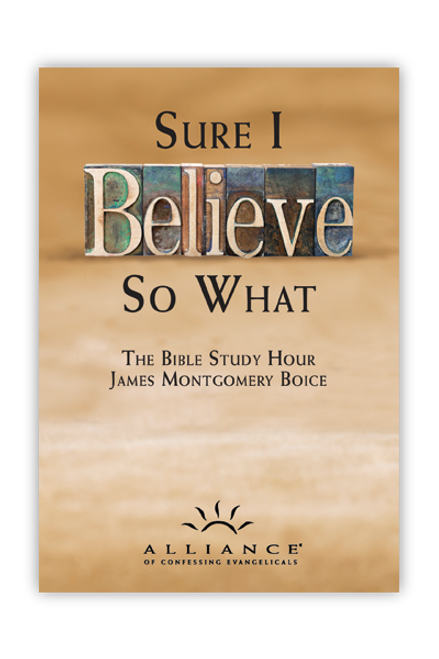 James: Sure I Believe, So What? (mp3 Disc)