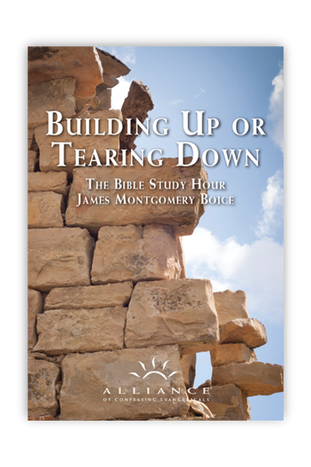 Building Up or Tearing Down (mp3 Disc with Study Guide)