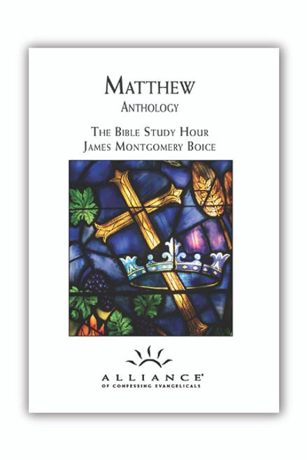 Matthew Anthology (mp3 Discs)