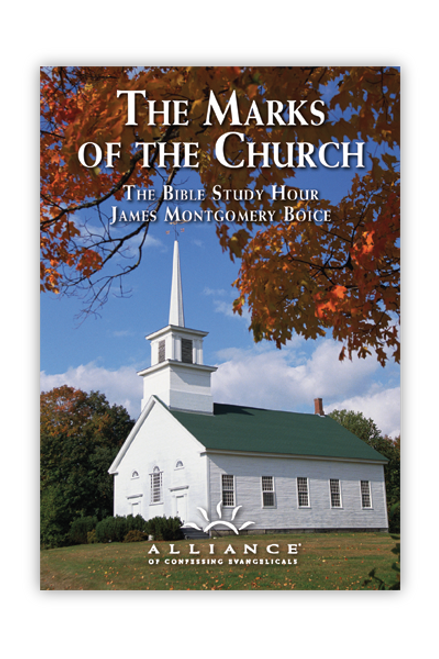 The Marks of the Church (mp3 Disc)