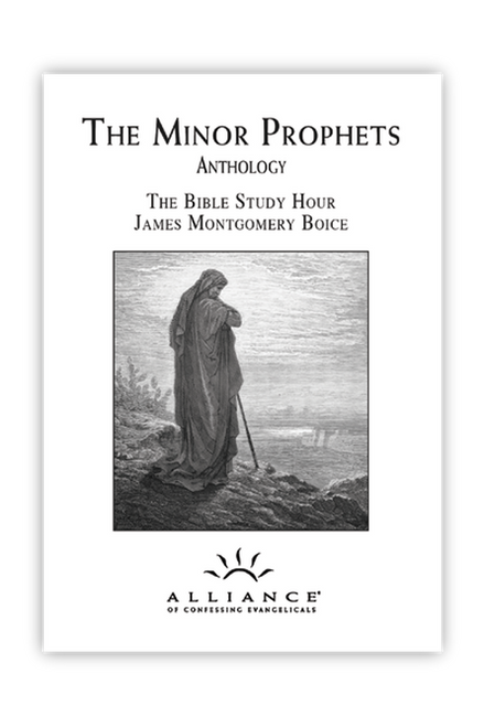Minor Prophets Anthology (Boice)(mp3 Disc)