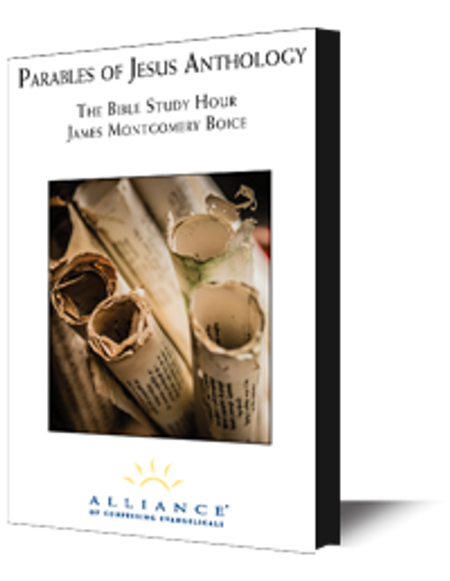 Parables of Jesus Anthology (mp3 Disc)