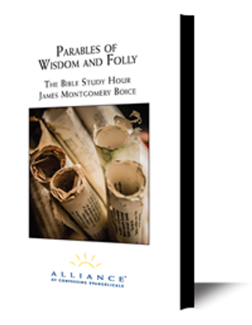 Parables of Wisdom and Folly (mp3 Disc)