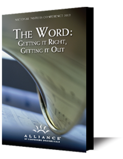 The Word: Getting it Right, Getting it Out (CD Set)