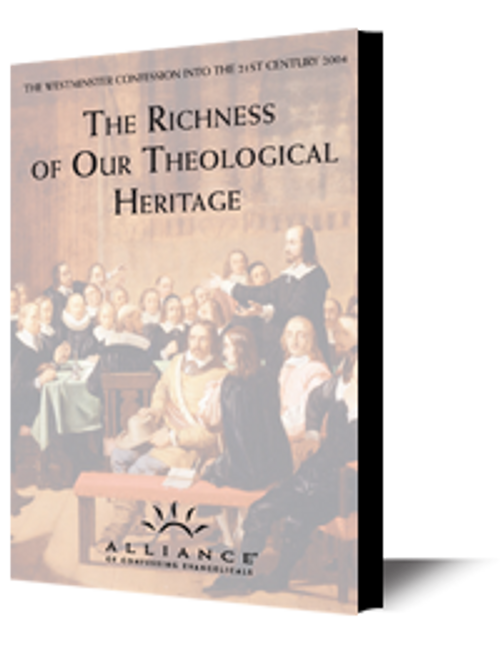 The Richness of Our Theological Heritage (mp3 Disc)