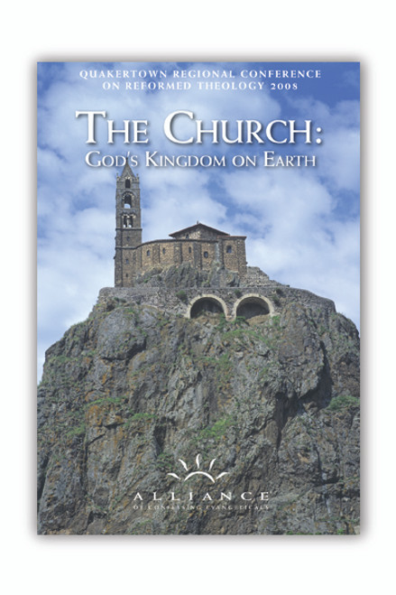 The Church: God's Kingdom on Earth (QCRT08)(mp3 Disc)