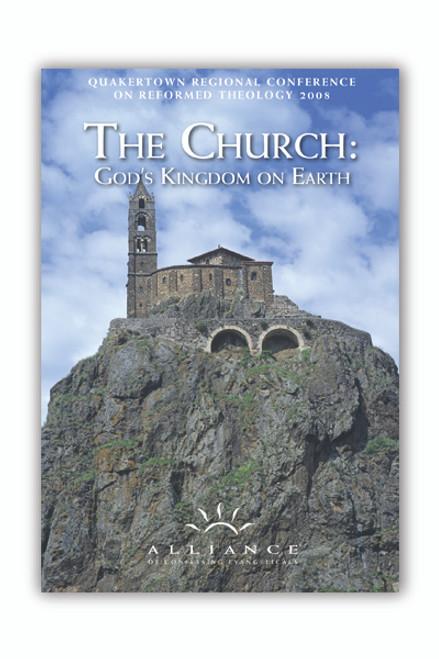 The Church: God's Kingdom on Earth (QCRT08)(mp3 Disc)