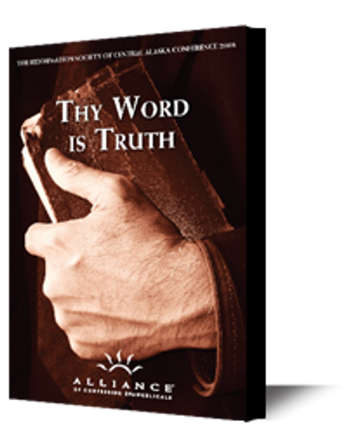 Thy Word Is Truth (mp3 Disc)