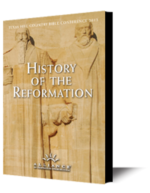 History of the Reformation (mp3 Disc)