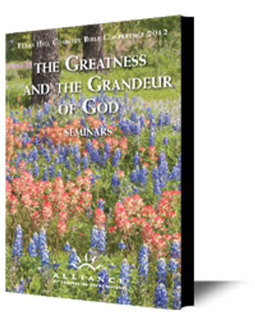 The Greatness and the Grandeur of God - Seminars (mp3 Disc)