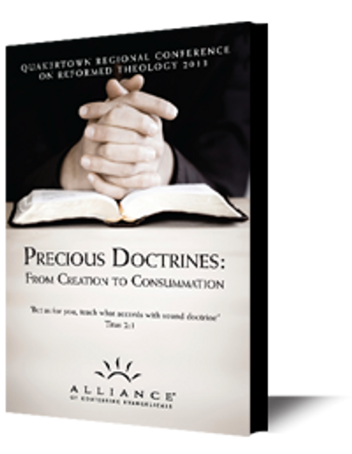 Precious Doctrines: From Creation to Consummation (QCRT13)(mp3 Disc)