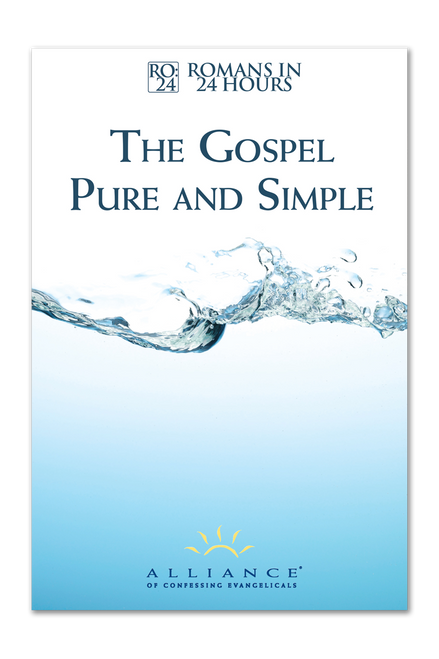 The Gospel Pure and Simple (mp3 Disc)