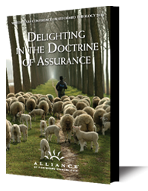 Delighting in the Doctrine of Assurance (mp3 Disc)