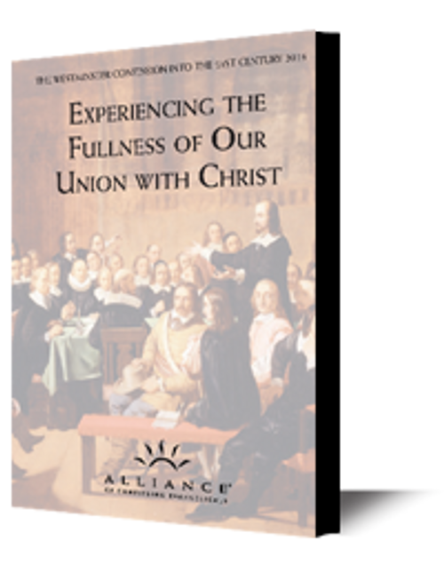 Experiencing the Fullness of Our Union with Christ (mp3 Disc)
