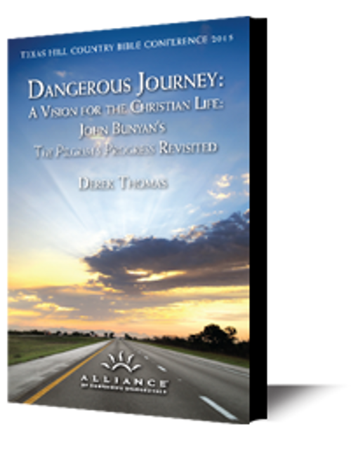 Dangerous Journey: A Vision for the Christian Life (mp3 Disc)