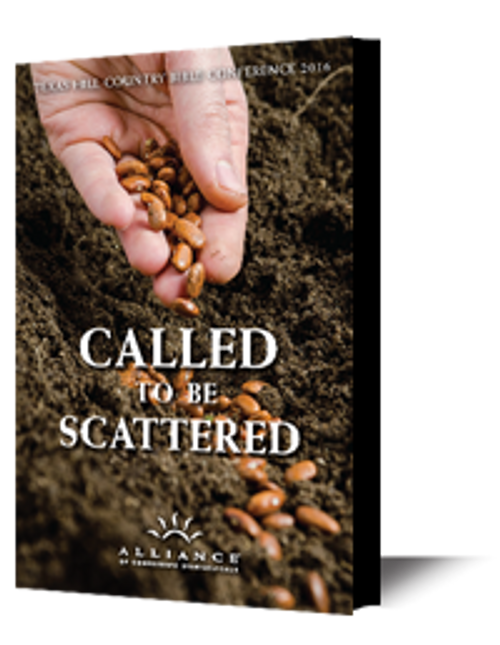 Called to Be Scattered (mp3 Disc)