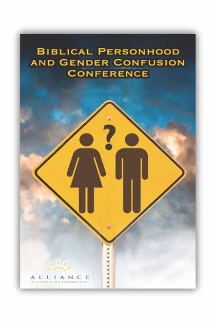 Biblical Personhood and Gender Confusion (2014) (mp3 Disc)