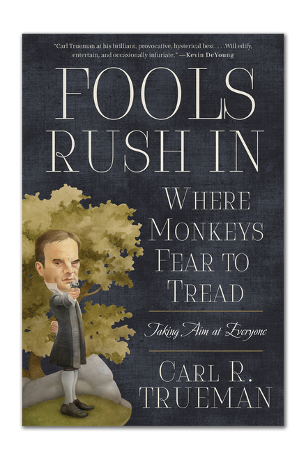 Fools Rush In Where Monkeys Fear to Tread (Paperback)