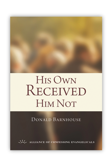 His Own Received Him Not (Paperback)