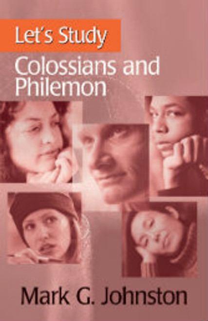 Let's Study Colossians and Philemon (Paperback)