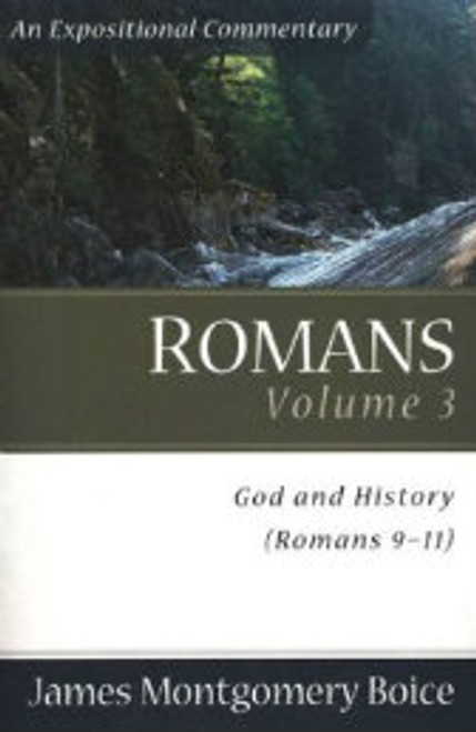 Romans, Volume 3: Romans 9-11 (Paperback)