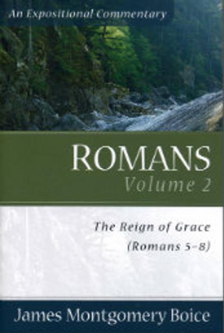Romans, Volume 2: Romans 5-8 (Paperback)