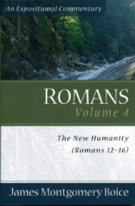 Romans, Volume 4: Romans 12-16 (Paperback)