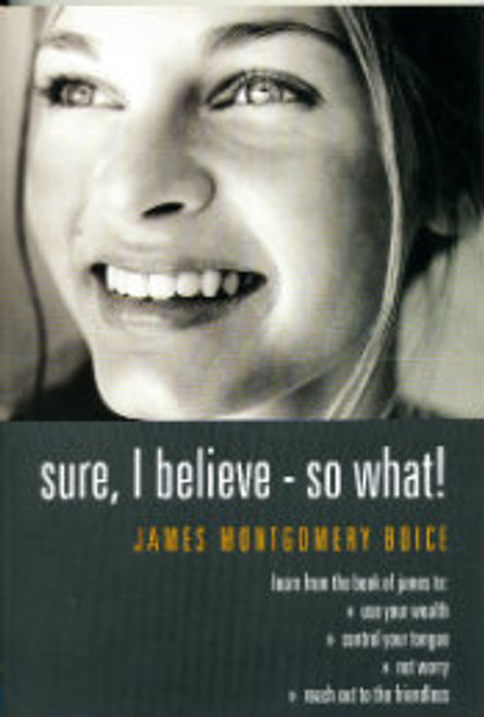 Sure I Believe - So What? (Paperback)