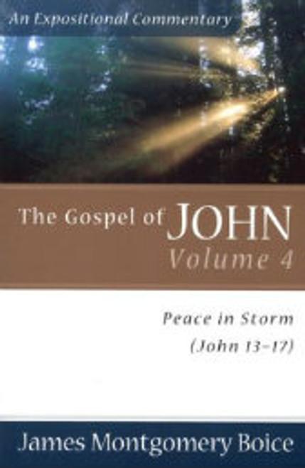 The Gospel of John, Volume 4: John 13-17 (Paperback)