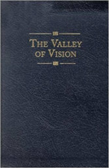 The Valley of Vision (Hardback Leather-Bound Book)
