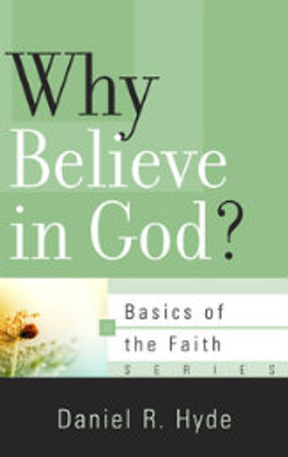 Why Believe in God? (Booklet)