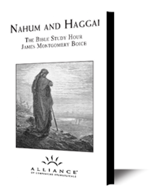 Nahum and Haggai (CD Set)
