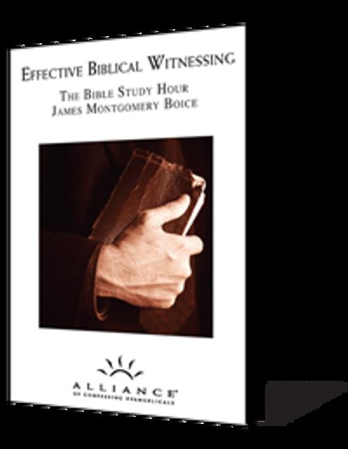 Effective Biblical Witnessing (CD Set)