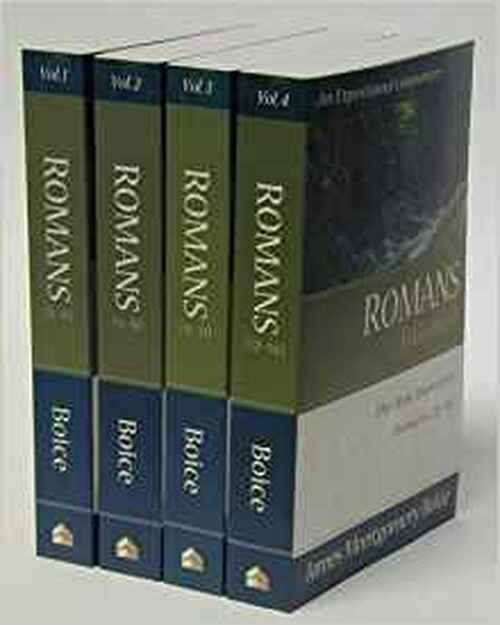 Romans, 4 Volume Set (Paperback)
