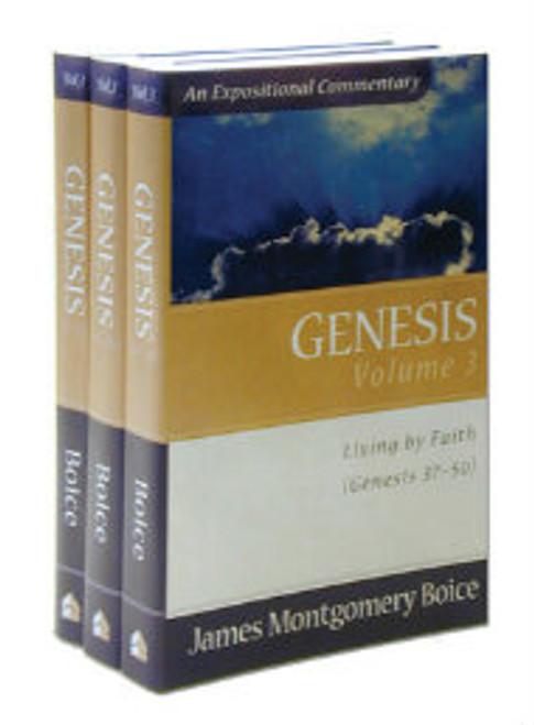 Genesis, 3 Volume Set (Paperback)