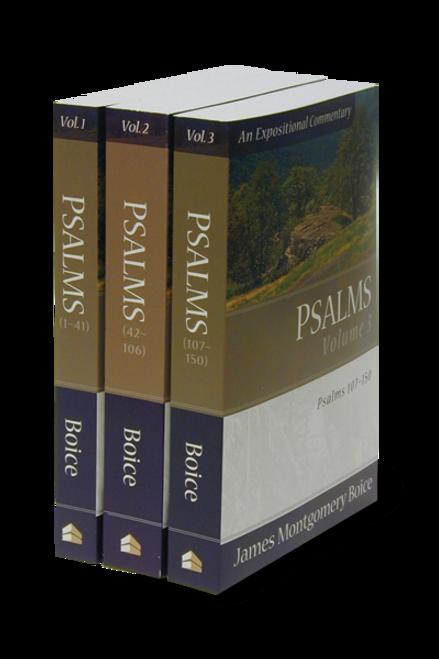 Psalms, 3 Volume Set (Paperback)