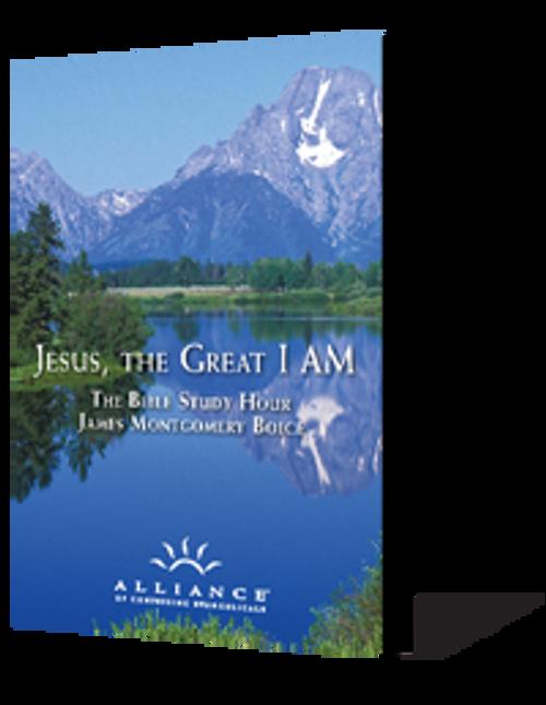 Jesus, the Great I Am (CD Set)