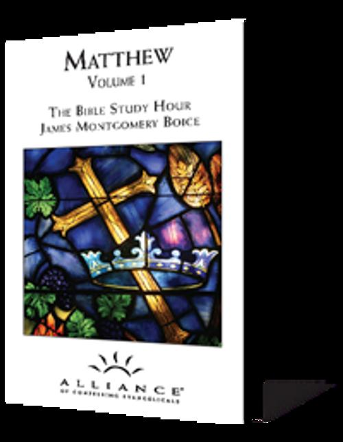 Matthew, Volume 1 (CD Set)
